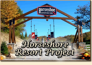 Horseshoe Resort -  Adventure Park